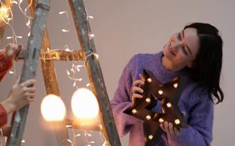 فيديو كريسماس لوجوه سعيدة