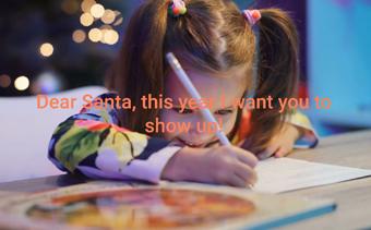 عزيزي بابا نويل