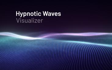 Visualizador - Olas Hipnóticas