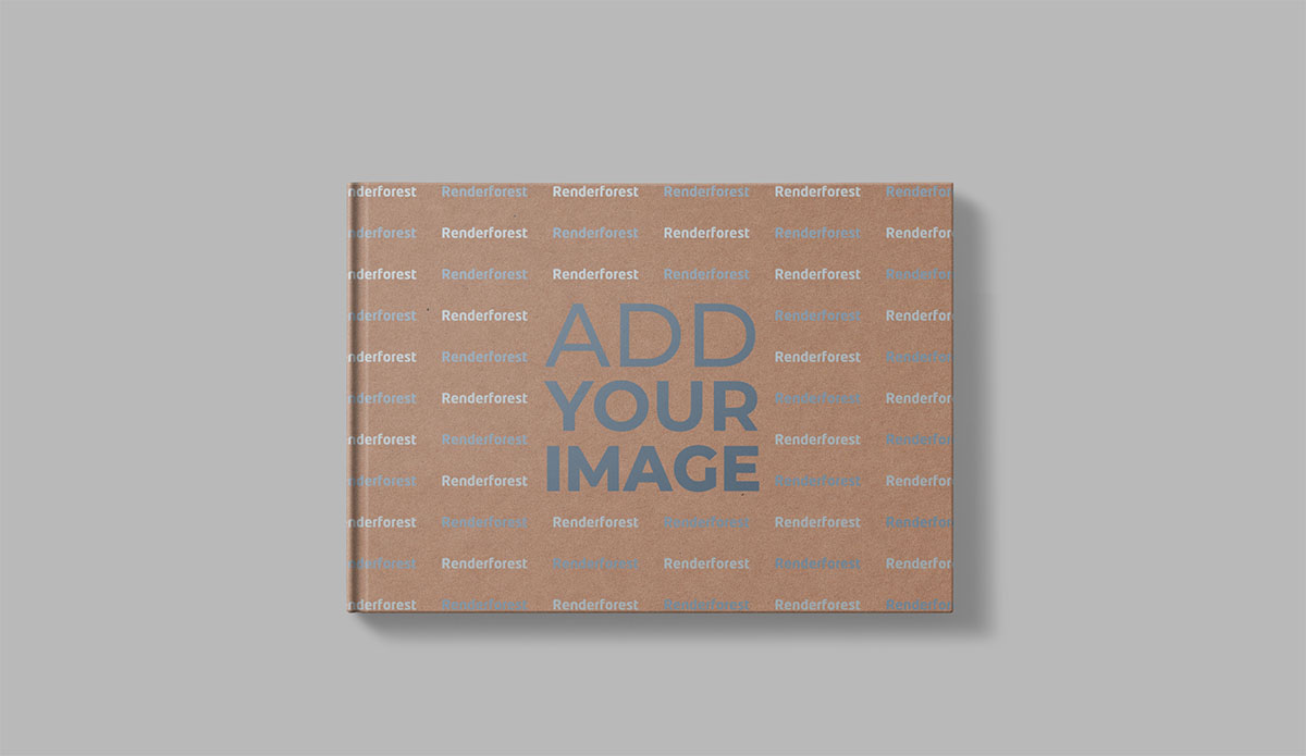 Landscape Hardcover Notebook
