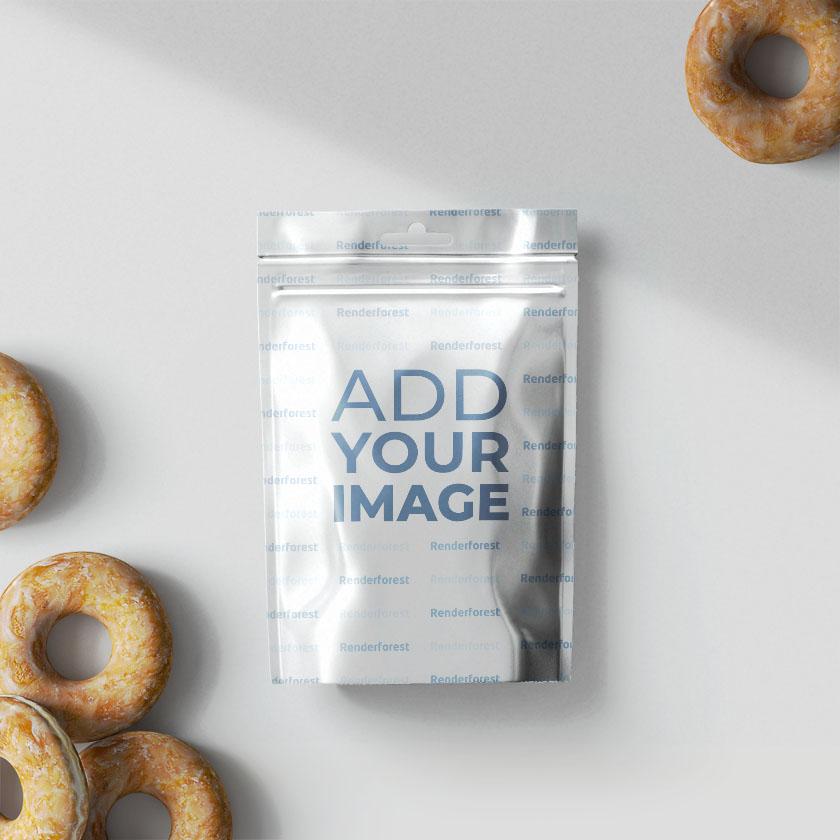 Pacote de Café com Donuts
