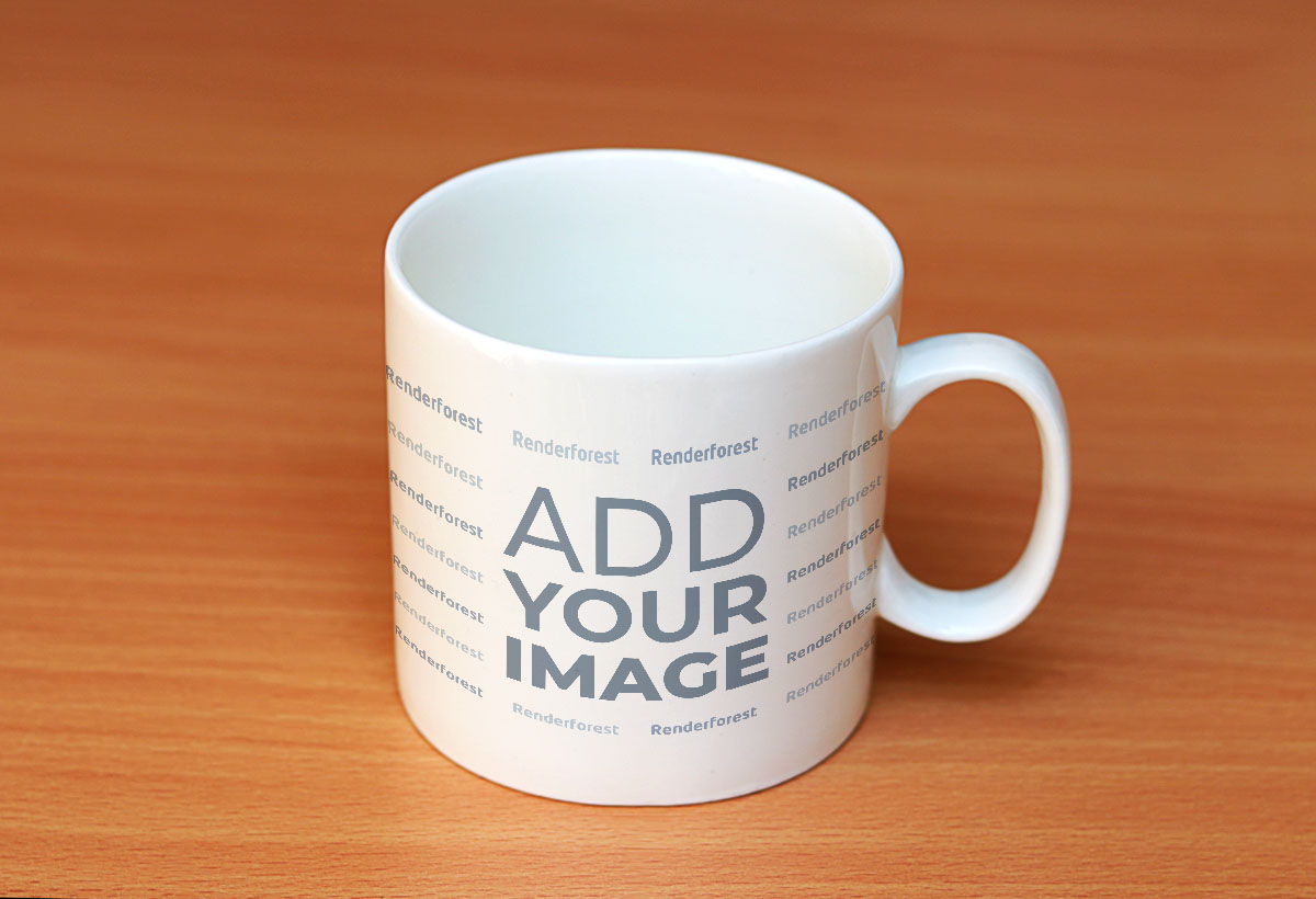 Mug on a Wooden Table