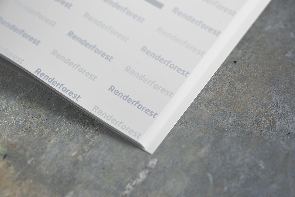 Zoom Yapılmış Dergi Köşesi