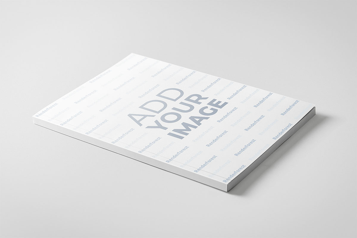 Softcover Book Front Cover