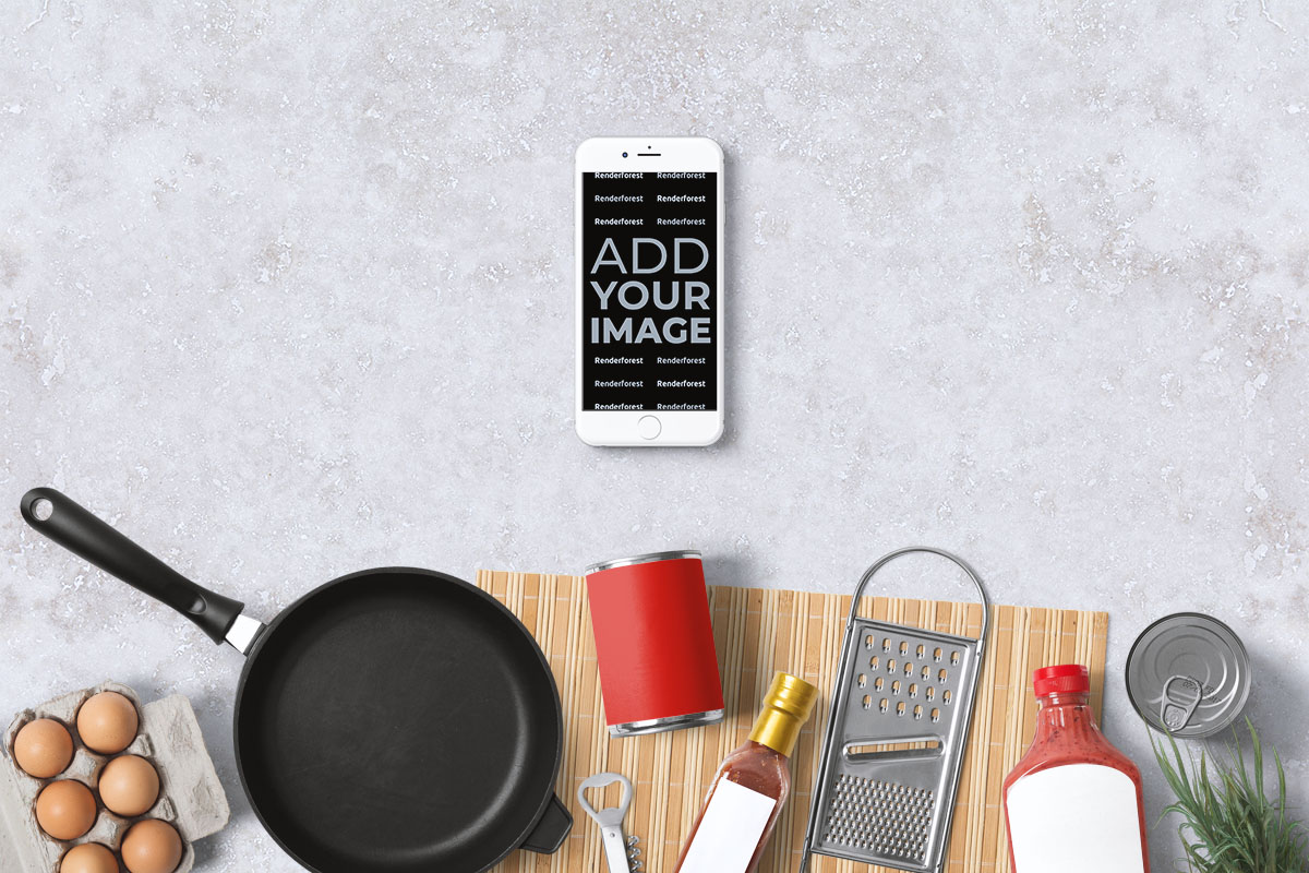 Recipe Ingredients and Kitchen Utensils