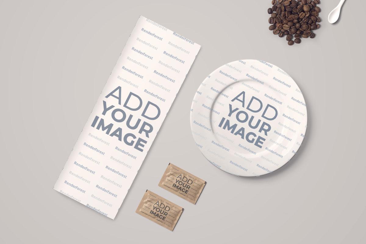 Coffeeshop Branding Products