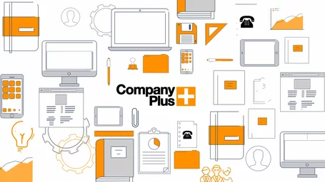 Company plus Explainer Animation