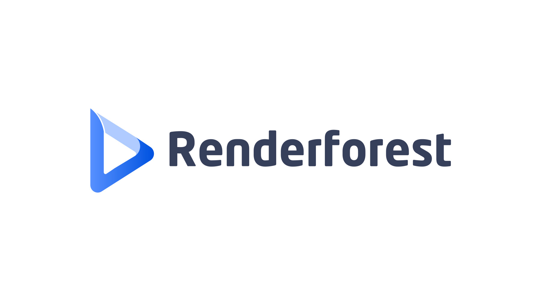 3D intro video maker | Renderforest